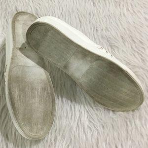 Steve Madden Shoes - Steve Madden white slip on sneakers